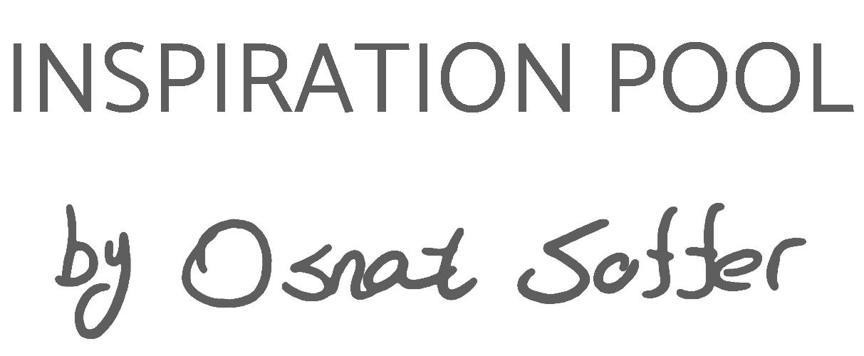 individuelle Teppich Kollektion Osnat Soffer Inspiration Pool