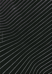 schwarzer Teppich