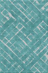 türkiser Teppich