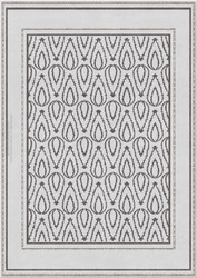 weißer Teppich