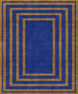 rechteckiger Teppich